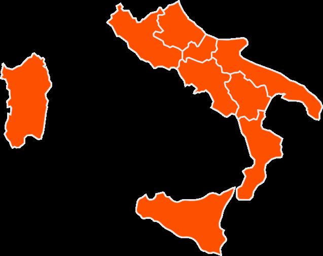 Trasporti centro sud e isole